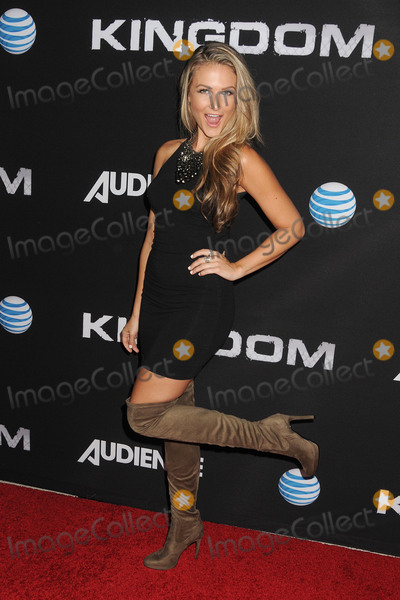 Ashlee Williss Photo - 6 October 2015 - West Hollywood California - Ashlee Williss Kingdom Season 2 Los Angeles Premiere held at the Pacific Design Center Photo Credit Byron PurvisAdMedia