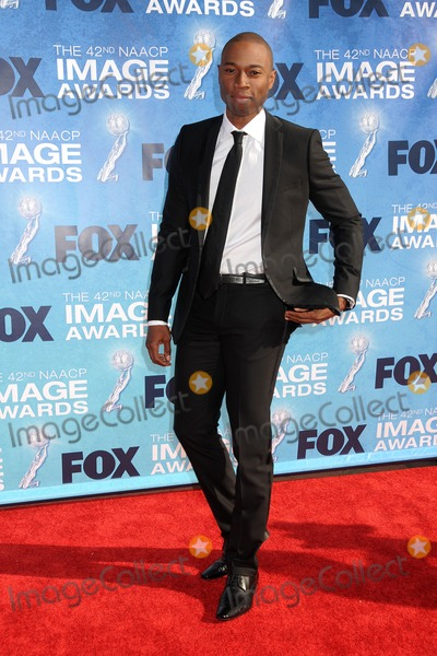 Robbie Jones Photo - 4 March 2011 - Los Angeles California - Robbie Jones 42nd Annual NAACP Image Awards - Arrivals held at the Shrine Auditorium Photo Byron PurvisAdMedia