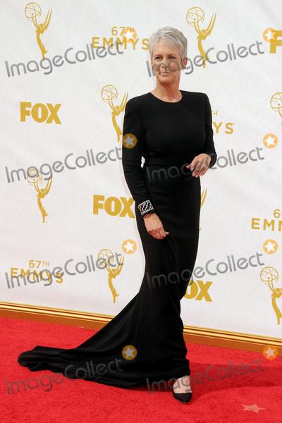 Jamie Lee Curtis Photo - 20 September 2015 - Los Angeles California - Jamie Lee Curtis 67th Annual Primetime Emmy Awards - Arrivals held at Microsoft Theater Photo Credit Byron PurvisAdMedia