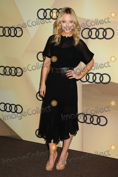 Anastasia Griffith Photo - 6 January 2013 - West Hollywood California - Anastasia Griffith Audi Hosts Star-Studded Event to Celebrate the 70th Golden Globe Awards held at Cecconis Photo Credit Byron PurvisAdMedia