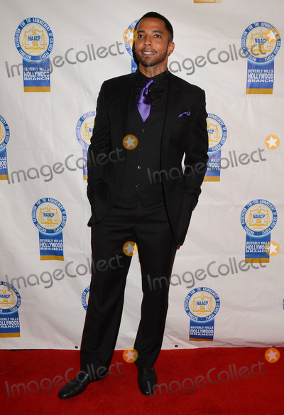 Christian Keyes Photo - 11 November  2013 - Los Angeles California - Christian Keyes Arrivals at the NAACP Theatre Awards at the Saban Theater in Los Angeles Ca Photo Credit Birdie ThompsonAdMedia