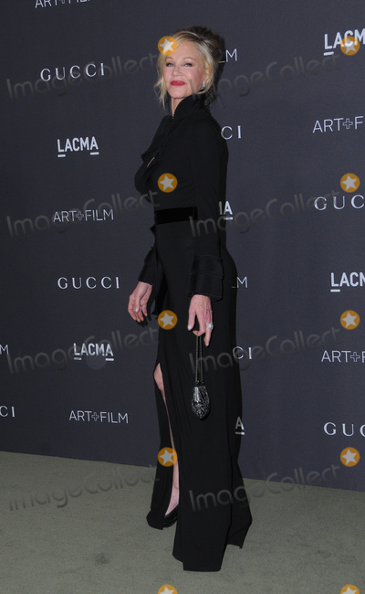Melanie Griffith Photo - 29 October 2016 - Los Angeles California Melanie Griffith 2016 LACMA ArtFilm Gala honoring Robert Irwin and Kathryn Bigelow presented by Gucci held at LACMA Photo Credit Birdie ThompsonAdMedia