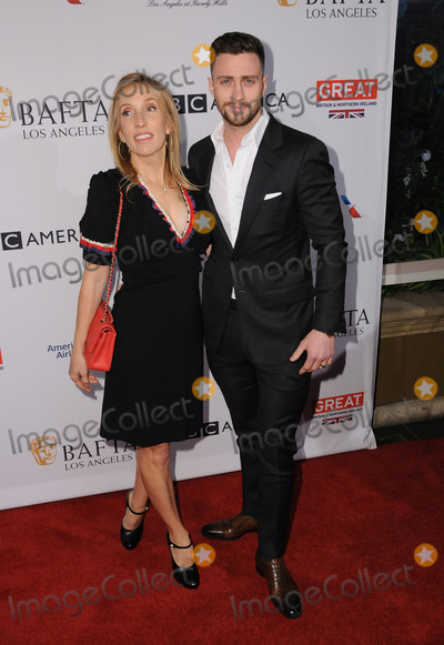 Aaron Taylor-Johnson Photo - 07 January 2017 - Beverly Hills California - Sam Taylor-Johnson Aaron Taylor-Johnson The BAFTA Tea Party held at the Four Seasons Hotel Los Angeles Photo Credit Birdie ThompsonAdMedia