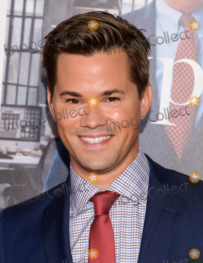 Andrew Rannells Photo - September 21 2015 - New York NY - Andrew Rannells The Intern New York Premiere Photo Credit Mario SantoroAdMedia