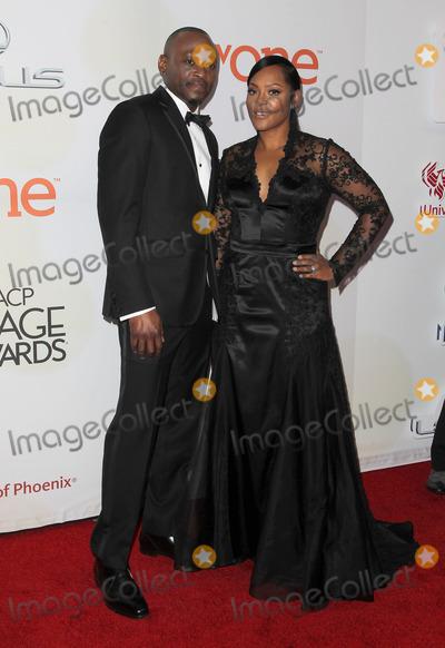 Omar Epps Photo - 6 February 2015 - Pasadena California - Omar Epps 46th Annual NAACP Image Awards held at the Pasadena Civic Auditorium Photo Credit F SadouAdMedia