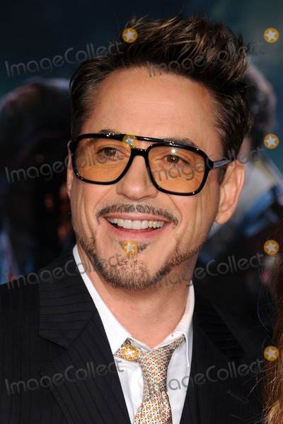 Robert Downey Jr Photo - 24 April 2013 - Hollywood California - Robert Downey Jr Iron Man 3 World Premiere held at the El Capitan Theatre Photo Credit Byron PurvisAdMedia