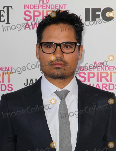 Michael Pena Photo - 23 February 2013 - Santa Monica California - Michael Pena 2013 Film Independent Spirit Awards - Arrivals  Held At Santa Monica Beach Photo Credit Faye SadouAdMedia
