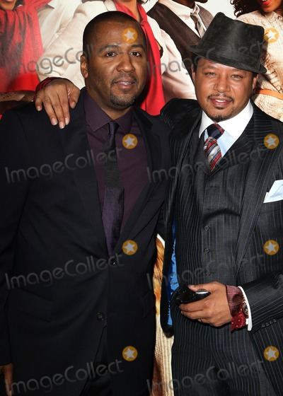Malcolm D Lee Photo - 05 November 2013 - Hollywood California - Malcolm D Lee Terrence Howard The Best Man Holiday Los Angeles Premiere held at TCL Chinese Theatre Photo Credit Kevan BrooksAdMedia
