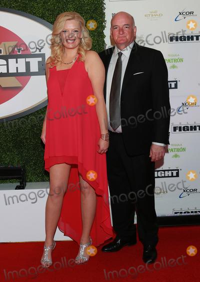 John Brady And Melissa Peterman