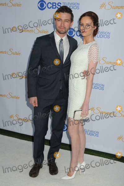 Torrance Coombs Photo - 18 May 2015 - West Hollywood California - Torrance Coombs Alyssa Campanella 3rd Annual CBS Television Studios Rooftop Summer Soiree held at The London Hotel Photo Credit Byron PurvisAdMedia