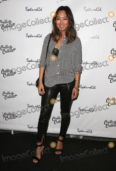 Aimee Song Photo - 20 March 2015 - Los Angeles California - Aimee Song Create  Cultivates Speaker Celebration held at The Line Hotel Photo Credit F SadouAdMedia