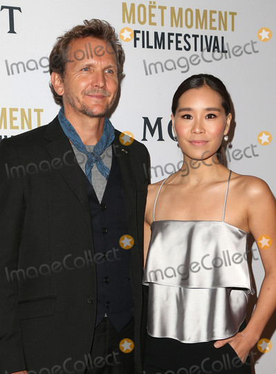 Alicia Hannah Photo - 04 January 2017 - West Hollywood California - Sebastian Roche Alicia Hannah Moet And Chandon Celebrates 2nd Annual Moet Moment Film Festival And Kick Off Of Golden Globes Week held at Doheny Room Photo Credit F SadouAdMedia