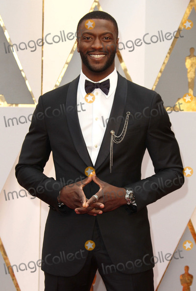 Aldis Hodge Photo - 26 February 2017 - Hollywood California - Aldis Hodge 89th Annual Academy Awards presented by the Academy of Motion Picture Arts and Sciences held at Hollywood  Highland Center Photo Credit AdMedia