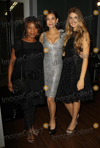 Teri Hatcher Photo - 5 December 2012 - Los Angeles California - Alfre Woodard Teri Hatcher Emerson Rose Tenney Kevan Hall Presents His Spring 2013 Collection Held at Kevan Hall Design showroom Photo Credit Faye SadouAdMedia