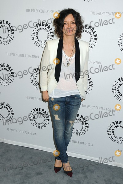 Sara Gilbert Photo - 16 July 2013 - Beverly Hills California - Sara Gilbert The Paley Center for Media Presents An Evening With Web Therapy held at The Paley Center Photo Credit Byron PurvisAdMedia