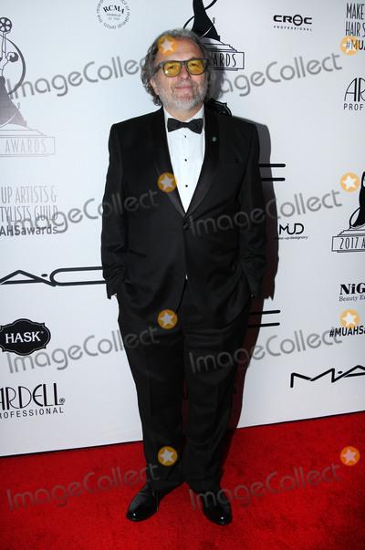 Alessandro Bertolazzi Photo - 19 February 2017 - Los Angeles California - Alessandro Bertolazzi2017 Make-Up Artist  Hair Stylists Guild (MUAHS) Awards held at The Novo Photo Credit AdMedia