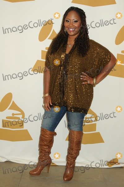 Lalah Hathaway Photo - 30 July 2011 - Santa Monica California - Lalah Hathaway 2011 GRAMMY Block Party Charity Fundraiser for PATH held at The Recording Academy Photo Credit Byron PurvisAdMedia