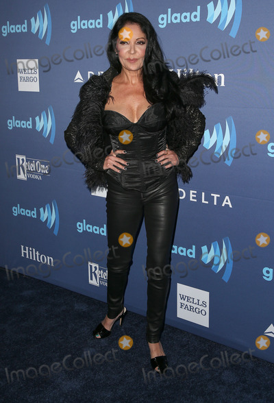 Apollonia Kotero Photo - 21 March 2015 - Beverly Hills California - Apollonia Kotero 26th Annual GLAAD Media Awards held at The Beverly Hilton Hotel Photo Credit F SadouAdMedia
