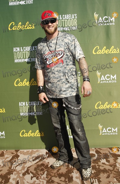 Brantley Gilbert Photo - 18 April 2015 - Arlington TX -   Brantley Gilbert  3rd Annual ACM  Cabelas Great Outdoor Archery Event at Rangers Youth ParkPhoto Credit mjtAdMedia