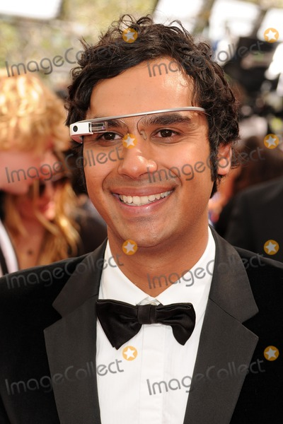 Kunal Nayyar Photo - 22 September 2013 - Los Angeles California - Kunal Nayyar 65th Annual Primetime Emmy Awards - Arrivals held at Nokia Theatre LA Live Photo Credit Byron PurvisAdMedia