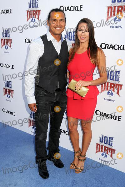 Adam Beach Photo - 24 June 2015 - Culver City California - Adam Beach Joe Dirt 2 Beautiful Loser Los Angeles Premiere held at Sony Pictures Studios Photo Credit Byron PurvisAdMedia