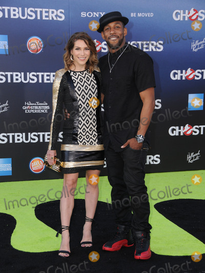 Alison Holker Photo - 09 July 2016 - Hollywood California Alison Holker Stephen Twitch Boss Arrivals for the Premiere Of Sony Pictures Ghostbusters held at TCL Chinese Theatre Photo Credit Birdie ThompsonAdMedia