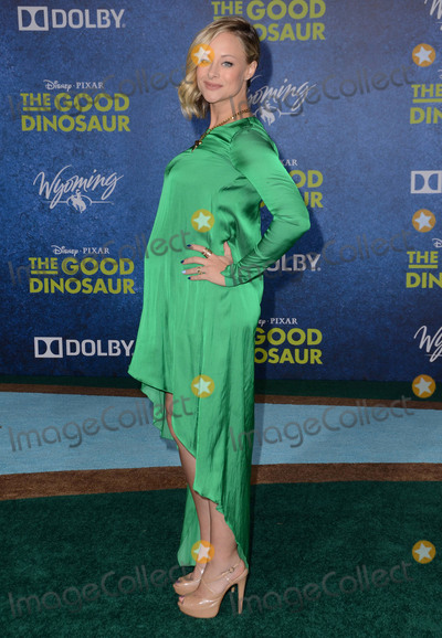 Alyshia Ochse Photo - 17 November - Hollywood Ca - Alyshia Ochse Arrivals for the Premiere of Disney-Pixars The Good Dinosaur held at The El Capitan Theater Photo Credit Birdie ThompsonAdMedia