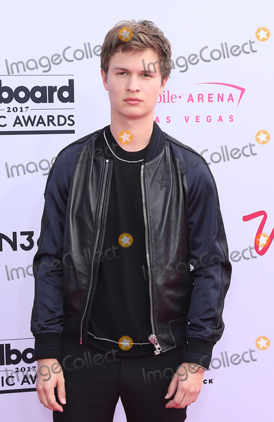 Ansel Elgort Photo - 21 May 2017 - Las Vegas Nevada -  Ansel Elgort 2017 Billboard Music Awards Arrivals at T-Mobile Arena Photo Credit MJTAdMedia