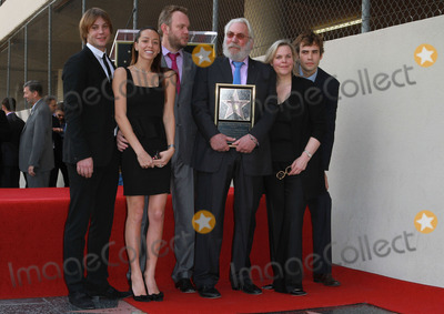 Rossif Sutherland Photo - 26 January 2011 - Hollywood CA - Angus Sutherland with date Roeg Sutherland Donald Sutherland Rachel Sutherland Rossif Sutherland Donald Sutherland Star Ceremony on Hollywood Walk of Fame held On Hollywood Blvd Photo Kevan BrooksAdMedia