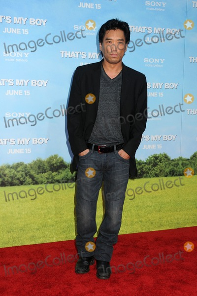 Peter Shinkoda Photo - 4 June 2012 - Westwood California - Peter Shinkoda Thats My Boy Los Angeles Premiere held at the Regency Village Theatre Photo Credit Byron PurvisAdMedia