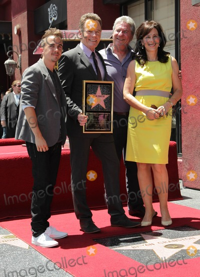 Frankie Muniz Photo - 16 July 2013 - Hollywood California - Frankie Muniz Bryan Cranston Linwood Boomer Jane Kaczmarek Bryan Cranston Honored With Star On The Hollywood Walk  Held On The Hollywood Walk Of Fame Photo Credit Kevan BrooksAdMedia