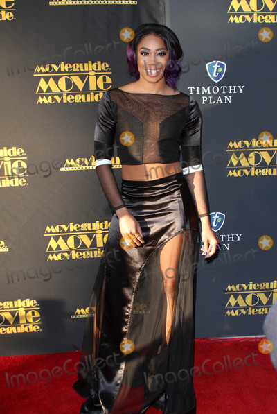 Ariane Andrew Photo - 05 February 2016 - Los Angeles California - Ariane Andrew 24th Annual MovieGuide Awards 2016 held at the Universal Hilton Hotel Photo Credit AdMedia