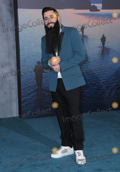 Jordan Vogt-Roberts Photo - 08 March 2017 - IHollywood California - Jordan Vogt-Roberts  Premiere Of Warner Bros Pictures Kong Skull Island held at The Dolby Theater in Hollywood Photo Credit Birdie ThompsonAdMedia