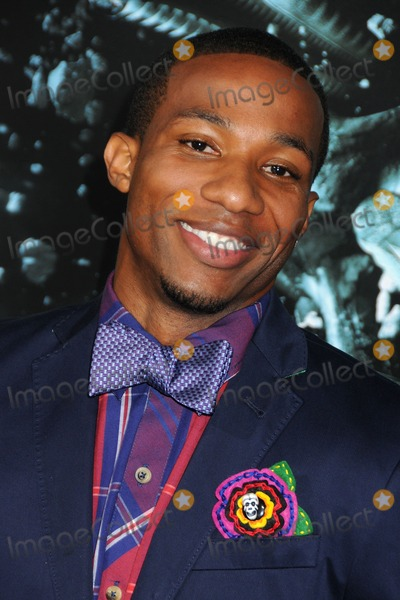 Arlen Escarpeta Photo - 10 August 2011 - Hollywood California - Arlen Escarpeta Final Destination 5 Los Angeles Special Screening held at Graumans Chinese Theatre Photo Credit Byron PurvisAdMedia