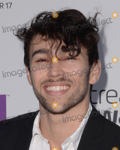 Max Schneider Photo - 17 September  2015 - Hollywood California - Max Schneider Arrivals for the 5th Annual Streamy Awards presented by Tubelifter Dick Clark Productions and VH1 held at Hollywood Palladium Photo Credit Birdie ThompsonAdMedia