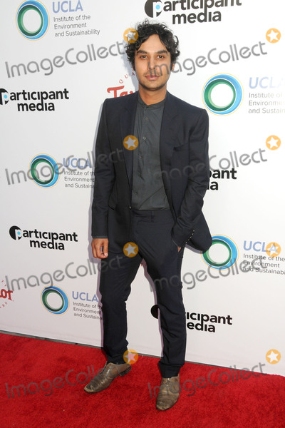 Kunal Nayyar Photo - 24 March 2016 - Beverly Hills California - Kunal Nayyar 2016 UCLA Institute of the Environment and Sustainability Gala held at a Private Residence Photo Credit Byron PurvisAdMedia