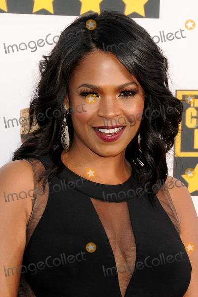 Nia Long Photo - 16 January 2014 - Santa Monica California - Nia Long 19th Annual Critics Choice Movie Awards held at Barker Hangar Photo Credit Byron PurvisAdMedia