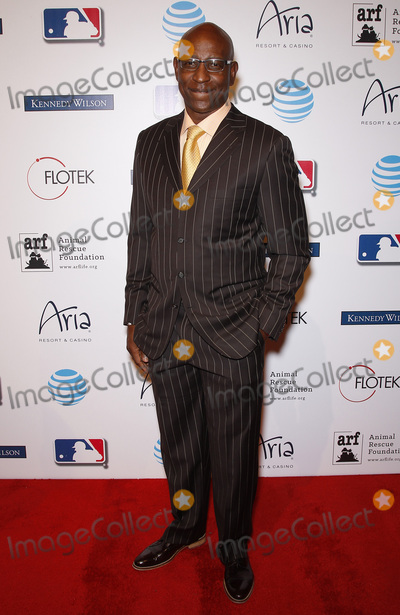 The Animals Photo - 20 November 2015 - Las Vegas Nevada -  Eric Dickerson  Tony La Russas 4th Annual Leaders  Legends gala benefitting the Animal Rescue Foundation at Aria Resort and Casino Photo Credit MJTAdMedia