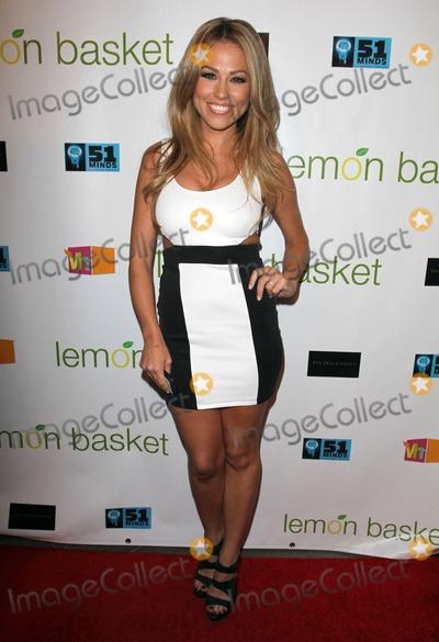 Jessica Hall Photo - 11 May 2011 - West Hollywood California - Jessica Hall Lemon Basket Restaurant Grand Opening Held At The Lemon Basket Restaurant Photo Credit Kevan BrooksAdMedia