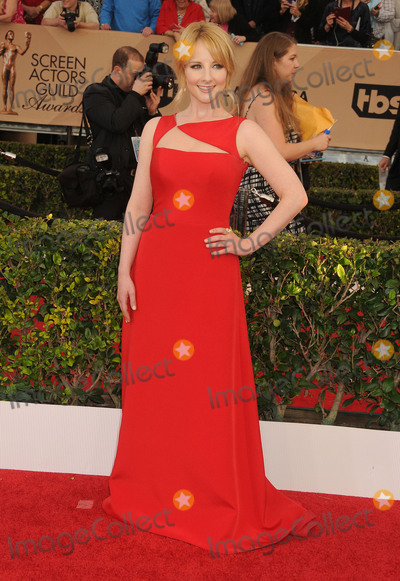 Melissa Rauch Photo - 30 January 2016 - Los Angeles California - Melissa Rauch 22nd Annual Screen Actors Guild Awards held at The Shrine Auditorium Photo Credit Byron PurvisAdMedia
