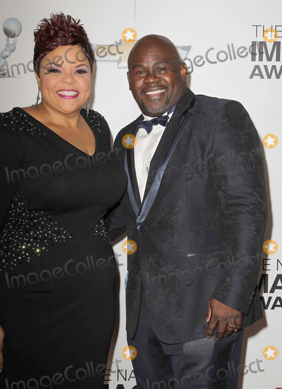 Tamela Mann Photo - Gladys Knight01 February 2013 - Los Angeles California - Tamela Mann David Mann 44th NAACP Image Awards held at the Shrine Auditorium Photo Credit Kevan BrooksAdMedia