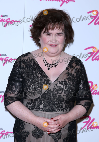 Donny Osmond Photo - 17 October 2012 - Las Vegas Nevada - Susan Boyle Susan Boyle Performs With Donny Osmond at Donny  Marie Show at Flamingo Las Vegas Photo Credit MJTAdMedia