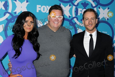 Graham Elliot Photo - 9 September 2013 - Santa Monica California - Natasha Crnjac Graham Elliot Luca Manfe 2013 FOX Fall Eco-Casino Party held at The Bungalow Photo Credit Byron PurvisAdMedia