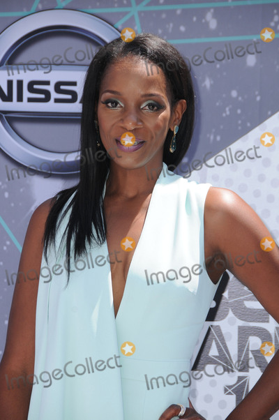Kelsey Scott Photo - 26 June 2016 - Los Angeles Kelsey Scott Arrivals for the 2016 BET Awards held at the Microsoft Theater Photo Credit Birdie ThompsonAdMedia
