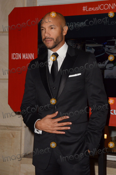 Stephen Bishop Photo - 25 February 2014 - Beverly Hills California - Stephen Bishop Arrivals for the ICON MANNs 2 annual Power 50 pre-Oscar dinner at The Peninsula Hotel in Beverly Hills Ca Photo Credit Birdie ThompsonAdMedia