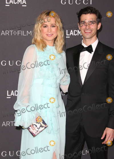 Alex Greenwald Photo - 29 October 2016 - Los Angeles California - Brie Larson Alex Greenwald 2016 LACMA Art  Film Gala honoring Robert Irwin and Kathryn Bigelow presented by Gucci held at LACMA Photo Credit AdMedia