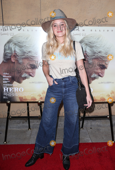 AJ Michalka Photo - 05 June 2017 - Hollywood California - AJ Michalka The Hero Los Angeles Premiere held at the Egyptian Theatre Photo Credit F SadouAdMedia