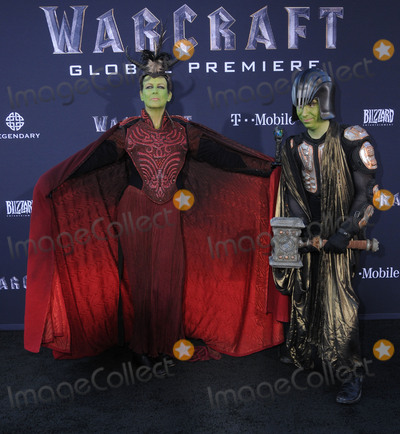 Jamie Lee Curtis Photo - 06 June 2016 - Hollywood California - Jamie Lee Curtis Thomas Guest Arrivals for the Premiere Of Legendary Pictures and Universal Pictures Warcraft held at the TCL Chinese Theater IMAX Photo Credit Birdie ThompsonAdMedia