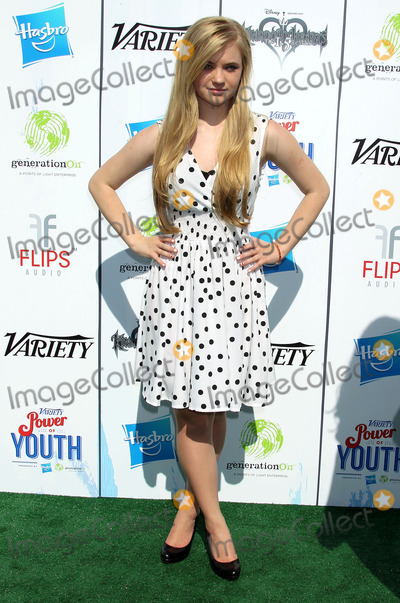 Sierra McCormick Photo - 27 July 2013 - Universal City California - Sierra McCormick Varietys Power of Youth presented by Hasbro Inc  generationOn held at Universal Studios Photo Credit Russ ElliotAdMedia