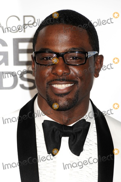Lance Gross Photo - 1 February 2013 - Los Angeles California - Lance Gross 44th NAACP Image Awards - Arrivals held at the Shrine Auditorium Photo Credit Byron PurvisAdMedia